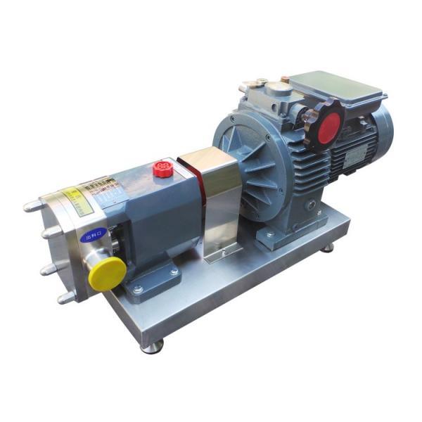 Vickers PV040R1K1T1NGCZ+PVAC2MCMNSJW35 Piston Pump PV Series #2 image
