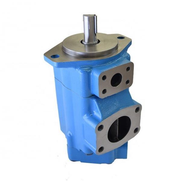 Vickers PV040R9K1KJNMFCK0021+PV032R9L1 Piston Pump PV Series #1 image
